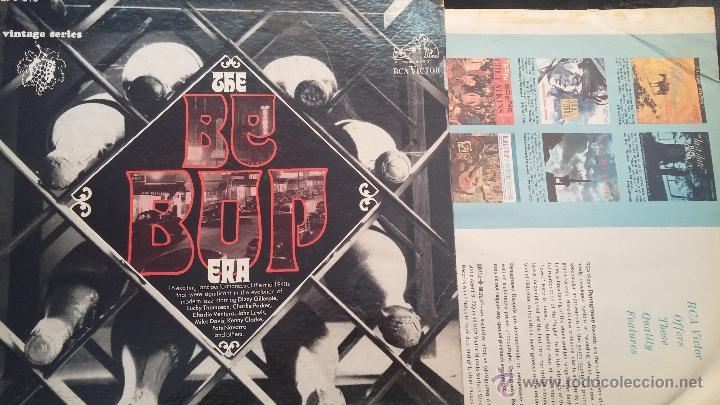 GENUINO DISCO LPS DE JAZZ DE 1965, THE BE BOP, MADE IN USA (Música - Discos - LP Vinilo - Jazz, Jazz-Rock, Blues y R&B)