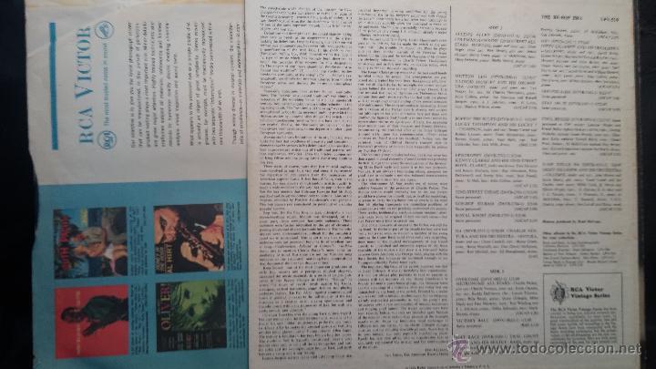Discos de vinilo: Genuino disco Lps de Jazz de 1965, THE BE BOP, made in USA - Foto 2 - 47869053