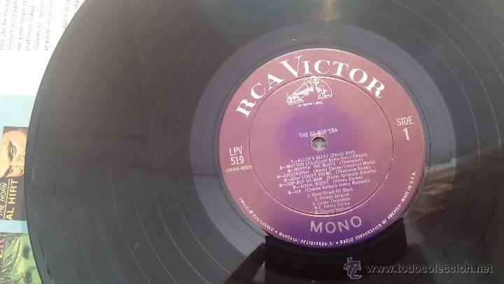 Discos de vinilo: Genuino disco Lps de Jazz de 1965, THE BE BOP, made in USA - Foto 4 - 47869053