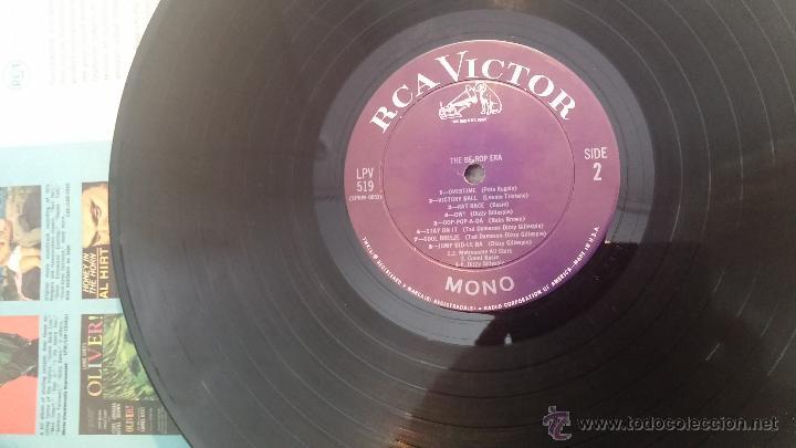 Discos de vinilo: Genuino disco Lps de Jazz de 1965, THE BE BOP, made in USA - Foto 5 - 47869053