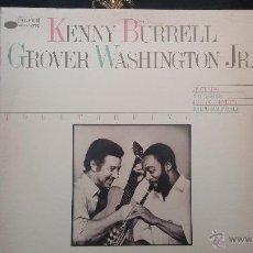 Discos de vinilo: DISCO LPS DE VINILO, KENNY BURREL, GROVER WASHINGTON, JR. Lote 47869197