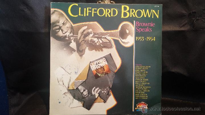 DISCO LPS DE VINILO, CLIFFORD BROWN (Música - Discos - LP Vinilo - Jazz, Jazz-Rock, Blues y R&B)