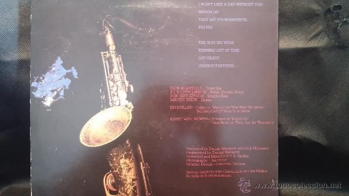 Discos de vinilo: Disco Lps de vinilo, DICK MORRISSEY - Foto 2 - 47869422