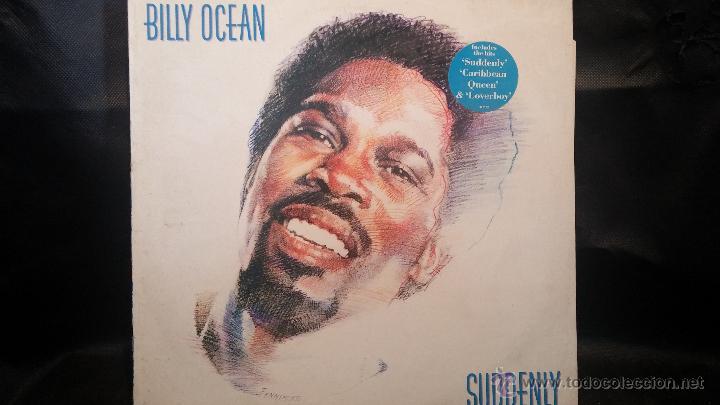 DISCO LPS DE VINILO, BILLY OCEAN (Música - Discos - LP Vinilo - Jazz, Jazz-Rock, Blues y R&B)