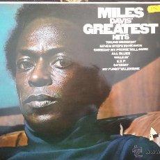 Discos de vinilo: DISCO LPS DE VINILO, MILES DAVIS. Lote 47869772
