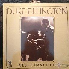 Discos de vinilo: DISCO LPS DE VINILO, DUKE ELLINGTON, WEST COAST TOUR. Lote 47869969