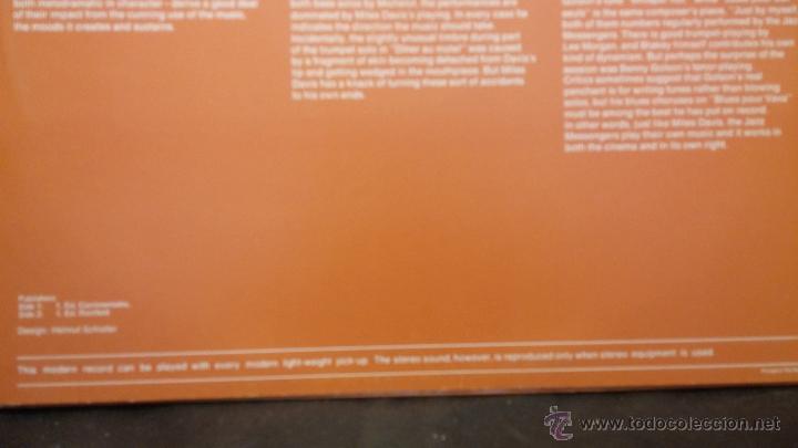 Discos de vinilo: Disco Lps de vinilo, THE MILES DAVIS QUINTET, ART BLAKEY AND THE JAZZ - Foto 3 - 47870451