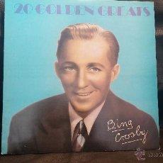 Discos de vinilo: DISCO LPS DE VINILO, BING CROSBY. Lote 47870531