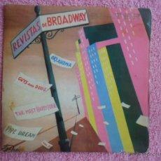 Discos de vinilo: REVISTAS DE BROADWAY BELTER 50041 VOL 2 JIMMY CARROLL OKLAHOMA VINILO ESPAÑA. Lote 47874598