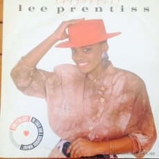 Discos de vinilo: LEE PRENTISS - SWEETHEAR . MAXI SINGLE . 1987 FUNKIN' MARVELLOUS RECORDS - 12 MARV 07 . Lote 47878686