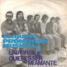 Discos de vinilo: CONJUNTO PROMOTION MUSICAL 6 - QUIERES SER MI AMANTE (CAMILO SESTO COVER) + 1, EDITADO PORTUGAL 1975. Lote 47884577