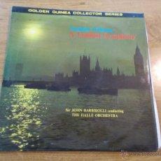 Discos de vinilo: PYE GOLDEN GUINEA. COLLECTOR SERIES.VAUGHAN WILLIAMS. A LONDON SYMPHONY.. Lote 47885678