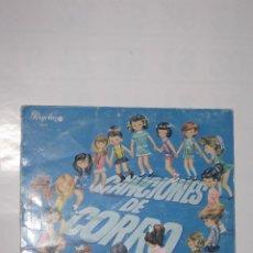 Discos de vinilo: CANCIONES DE CORRO.-. Lote 47891259