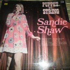 Discos de vinilo: SANDIE SHAW - PUPPET ON A STRING LP - EDICION INGLESA - HALLMARK RECORDS 1967 - STEREO -. Lote 222317623