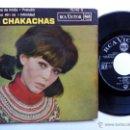 Discos de vinilo: LES CHAKACHAS. EP RCA VICTOR 75.142 S. FRANCE. BOSSA DE MODA. PRELUDIO. AH SI, AH NO. INTIMIDAD. . Lote 47907224