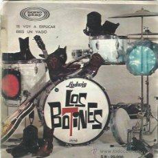 Discos de vinilo: LOS BOTINES SG SONOPLAY 1966 TE VOY A EXPLICAR / ERES UN VAGO CAMILO SESTO . Lote 47917139