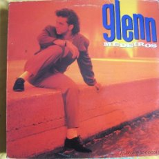 Discos de vinilo: LP - GLENN MEDEIROS - SAME (SPAIN, MERCURY RECORDS 1990). Lote 47921272