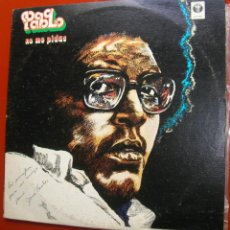 Discos de vinilo: PABLO MILANÉS.NO ME PIDAS. LP AREITO.1978.EDITADO EN CUBA.. Lote 47931554