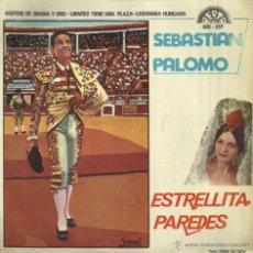 Discos de vinilo: ESTRELLITA PAREDES EP SELLO BERTA AÑO 1963. Lote 47934945