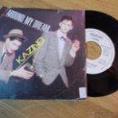 Discos de vinilo: KAZINO. AROUND MY DREAM. BINARY. Lote 47940407