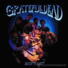Discos de vinilo: GRATEFUL DEAD - LP BUILT TO LAST.1ª EDIC.ORIG ESPAÑA - ARISTA 1989.VG//VG.. Lote 47942607