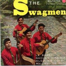 Discos de vinilo: THE SWAGMEN,MEET THE SWAGMEN DEL 63 EDICION ESPAÑOLA MUY RARA. Lote 47947712