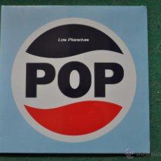 Discos de vinilo: LOS PLANETAS - POP (VINILO COLOR 300 COPIAS-PRECINTADO). Lote 108242866
