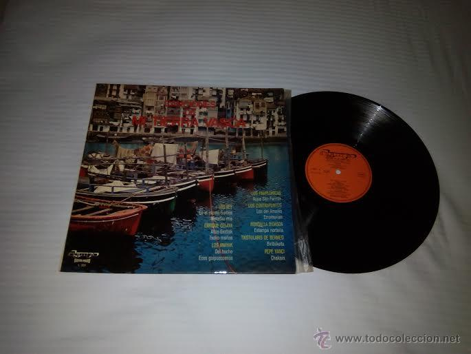 LP 33 RPM / LOS ANAYAK -LOS XEY -PEPE YANCI -CONTRAPUNTOS -ENRIQUE CELAYA // EDITADO OLYMPO (Música - Discos de Vinilo - Maxi Singles - Country y Folk)