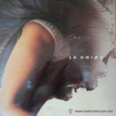 Disques de vinyle: LP LA UNION 4 X 4 BUEN ESTADO. Lote 47966868
