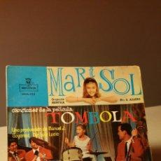 Discos de vinilo: MARISOL TÓMBOLA +3 EP. Lote 47967126