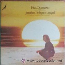 Disques de vinyle: LP NEIL DIAMOND.- JONATHAN LIVINGSTON SEAGULL (B.S.O.). Lote 47967495