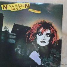 NINA HAGEN BAND - UNBEHAGEN CBS 1 EDICION ESPAÑOLA 1979