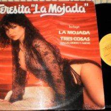 Discos de vinilo: TERESITA LA MOJADA LP.1981.EN MUY BUEN ESTADO. Lote 47980435