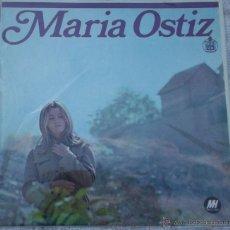 Discos de vinilo: LP ARGENTINO DE MARÍA OSTIZ AÑO 1968. Lote 46745516