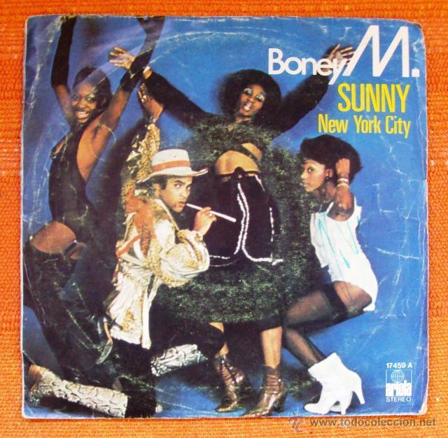 Boney m singles