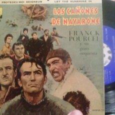 Discos de vinilo: LOS CAÑONES DE NAVARONE . Lote 48002003