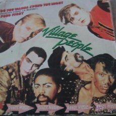 Discos de vinilo: VILLAGE PEOPLE. Lote 48003207