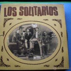 Discos de vinilo: LOS SOLITARIOS - ES R N R DE VERDAD - LP PEPETO. Lote 48006775