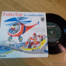 Discos de vinilo: PINKELTJE IN MADURODAM. EDICION HOLANDESA.. Lote 48033803