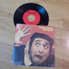 Discos de vinilo: FERNANDO ESTESO LA RAMONA. EL DESTAPE.. Lote 48035652