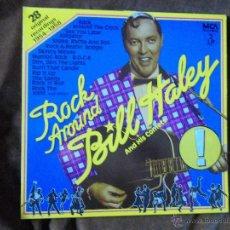 Discos de vinilo: ROCK AROUND BILL HALEY AND HIS COMETS. Lote 48036024