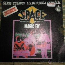 Discos de vinilo: SPACE - MAGIC FLY SINGLE - ORIGINAL ESPAÑOL - HISPAVOX RECORDS 1977 - STEREO -. Lote 48038209