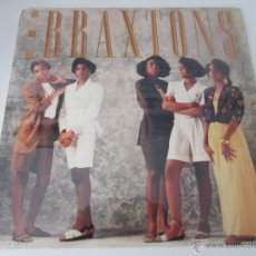 Discos de vinilo: BRAXTONS (TONI BRAXTON) - GOOD LIFE (3 VERSIONES) 1990 USA MAXI SINGLE. Lote 48059428