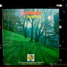 Discos de vinilo: BEETHOVEN - 4ª SINFONIA (DISCOS MERCURIO) D-20/0044. Lote 48033987