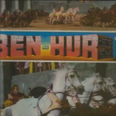 Discos de vinilo: BEN HUR DISCO MAGAZINE. Lote 48091670