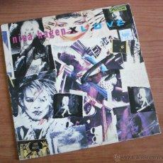 Discos de vinilo: NINA HAGEN, LOVE. DISCO DE VINILO DE 1987-CBS.. Lote 48097298