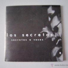 Discos de vinilo: EP - LOS SECRETAS - SECRETAS A VOCES - 2003. Lote 48107711