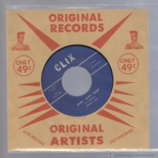Discos de vinilo: JIMMY LEE - BABY, BABY BABY. SHE'S GONE (VINILO 7 PULGADAS CLIX). Lote 48124330