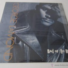 Discos de vinilo: GEORGE LAMOND - BAD OF THE HEART (6 VERSIONES) 1990 USA MAXI SINGLE. Lote 48132703
