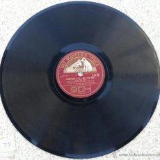 Discos de vinilo: DISCO GRAMOFONO. IM GONNA SALT AWAY SOME SUGAR. Nº 78. Lote 48138042